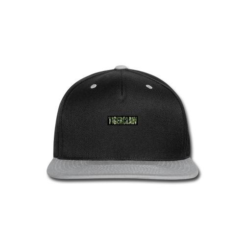 TigerClawCamo - Snap-back Baseball Cap