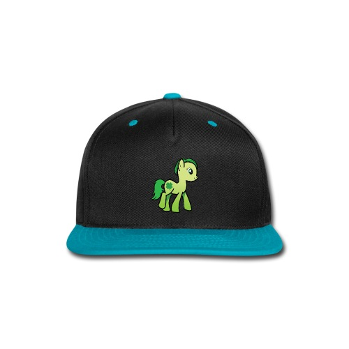 Irish Pony 2 - Snap-back Baseball Cap