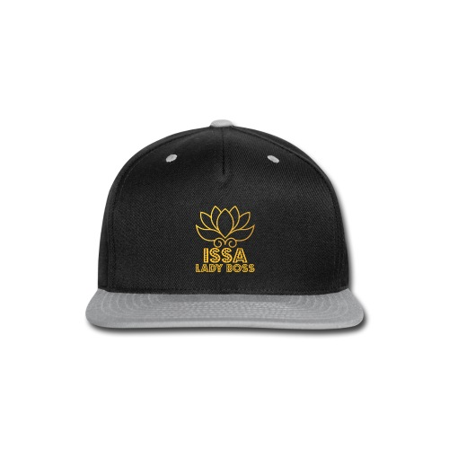 Issa Lady - Snap-back Baseball Cap