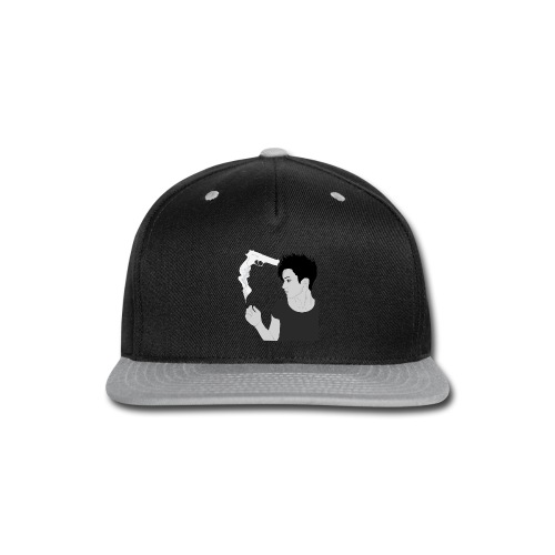 Smoking gun - Snap-back Baseball Cap