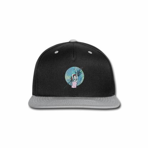 feminist - Snap-back Baseball Cap