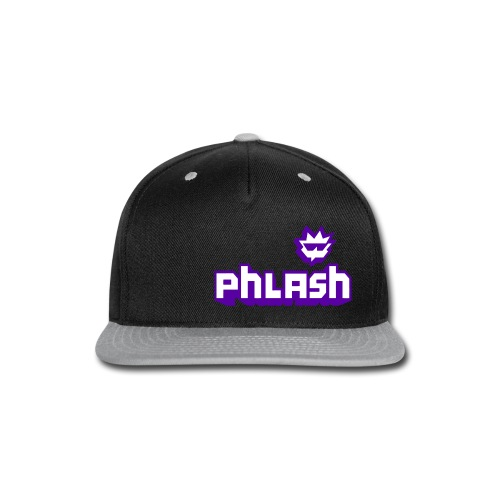 phlash itch - Snap-back Baseball Cap