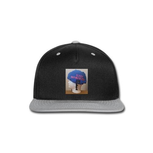 Sleep Harmonizer Helmet Model - Snap-back Baseball Cap