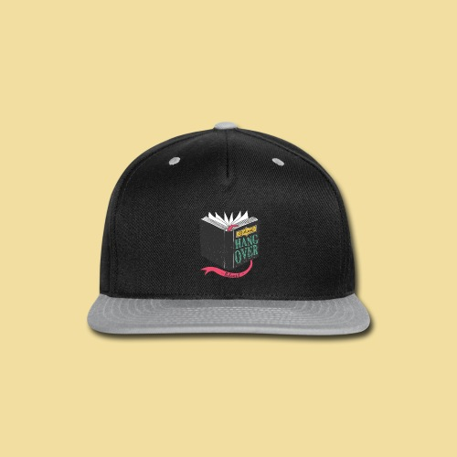 Fictional Hangover Book - Snap-back Baseball Cap