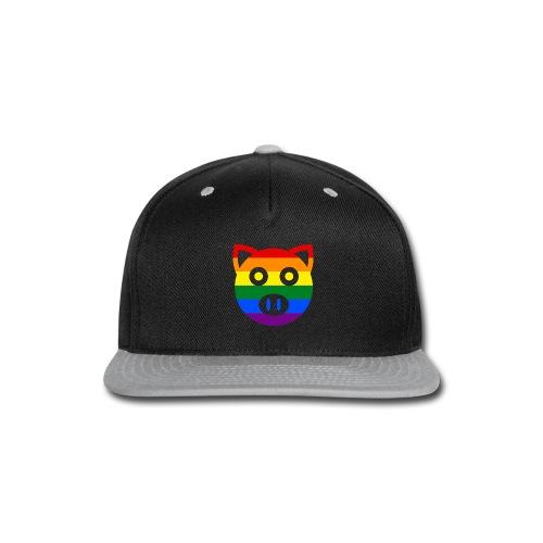 PIGGY PRIDE - No.001 - Snap-back Baseball Cap