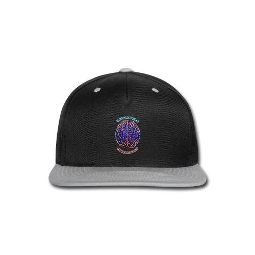#IntellTuss (Chest Shirt) - Snap-back Baseball Cap