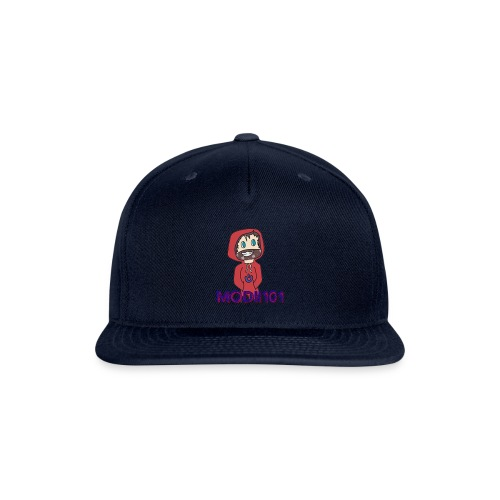 MODII FACE FINAL - Snap-back Baseball Cap