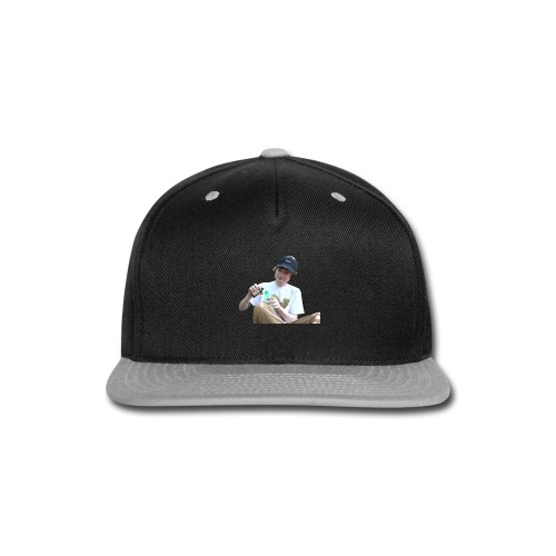dirty CBD - Snap-back Baseball Cap