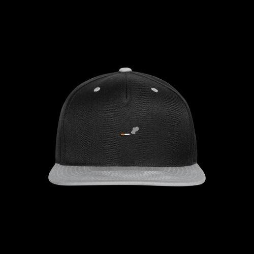 Cigerette - Snap-back Baseball Cap