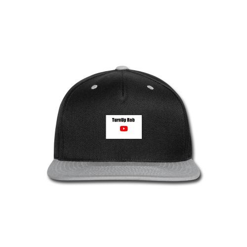 TurnUp Rob Signature - Snap-back Baseball Cap