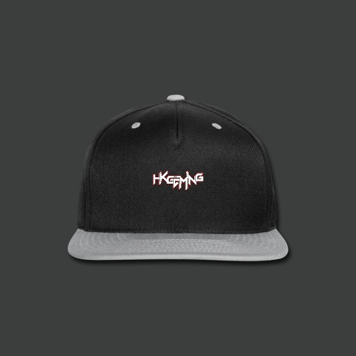 HK Clothing collection - Snap-back Baseball Cap