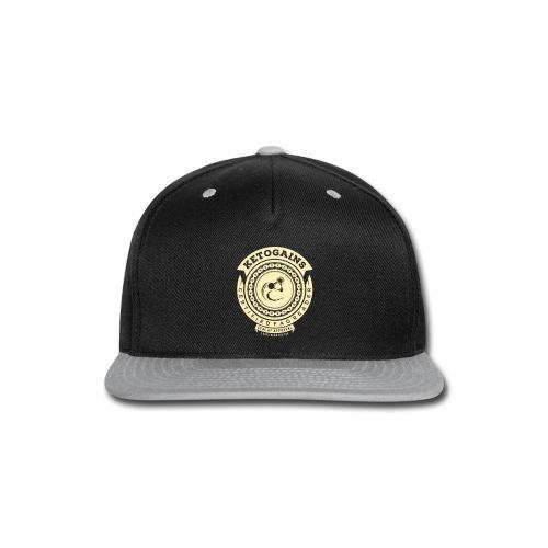 Ketogains FAQ - Snap-back Baseball Cap
