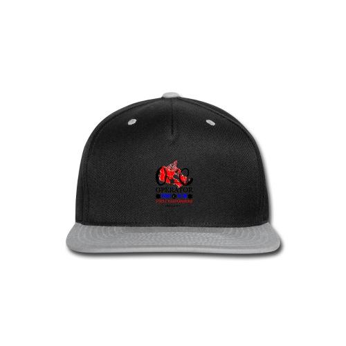 We Are OCC Plus Size - Snap-back Baseball Cap