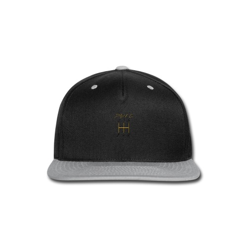 JWM and Co Shift Knob - Golden Standard - Snap-back Baseball Cap