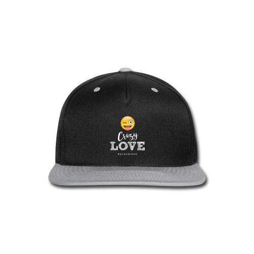 Crazy Love - Snap-back Baseball Cap
