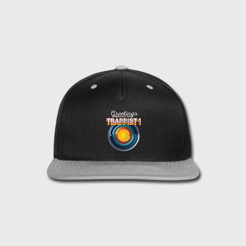 Trappist-1 - Snap-back Baseball Cap