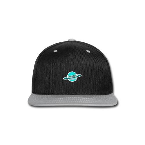 moon - Snap-back Baseball Cap