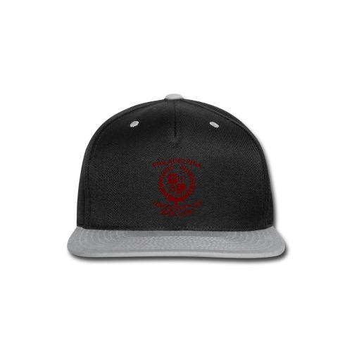 Philadelphia University of Bird Law - Snap-back Baseball Cap