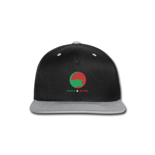Bulls & Bears - Snap-back Baseball Cap