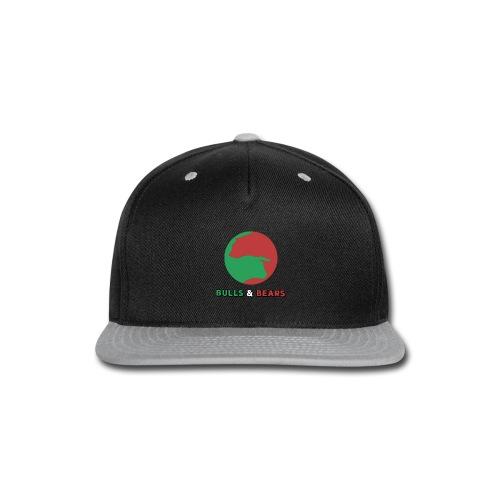 Bulls & Bears - Snap-back Baseball Cap