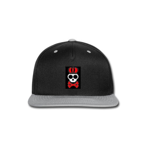 new skull t shirt - Snap-back Baseball Cap