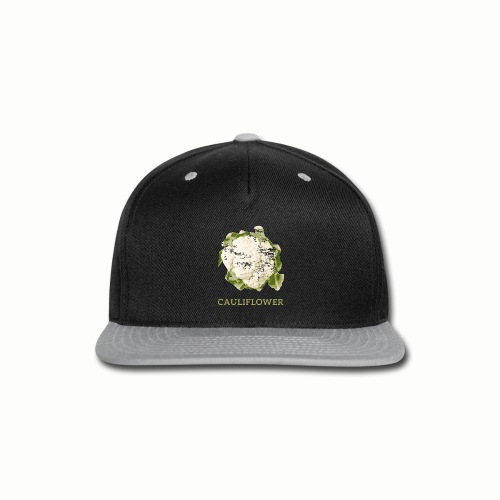 Cauliflower - Snap-back Baseball Cap