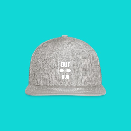 Out of the Box - Snap-back Baseball Cap