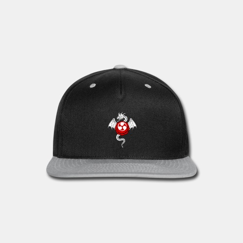 Dragon (W) - Larose Karate - Design Contest 2017 - Snap-back Baseball Cap