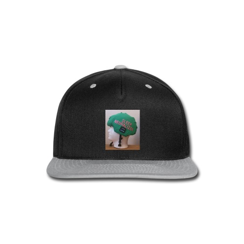 Sleep Neuralizer Helmet Model - Snap-back Baseball Cap