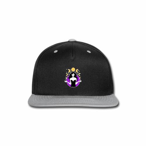 Lunar goddes - Snap-back Baseball Cap