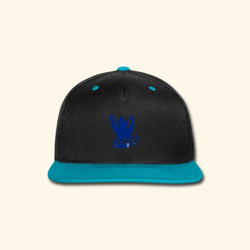 Fathers Day Child And Father Design - Snap-back Baseball Cap