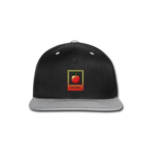 Eat One - Snap-back Baseball Cap