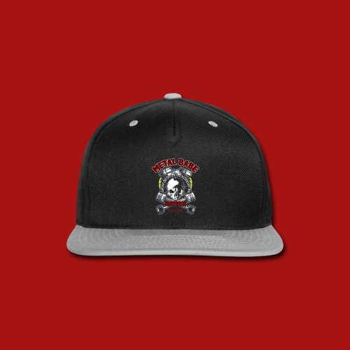 Piston Power (Black Shirts) - Snap-back Baseball Cap