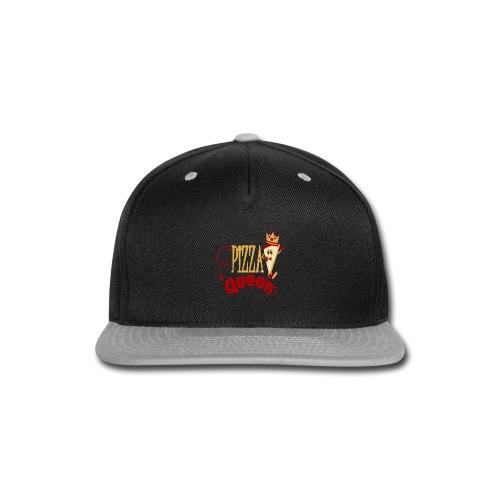 Pizza Queen - Snap-back Baseball Cap
