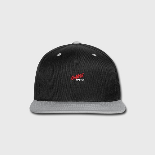 Game Master DARE shirt - Snap-back Baseball Cap