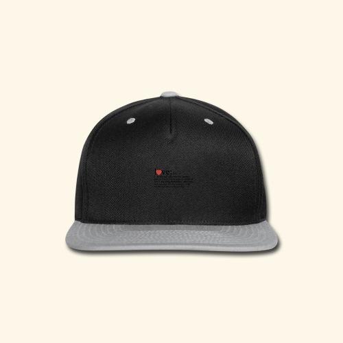 Love The Definition - Snap-back Baseball Cap