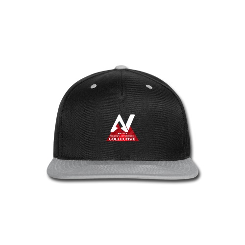 Nettla The Local Networkers Collective - Snap-back Baseball Cap