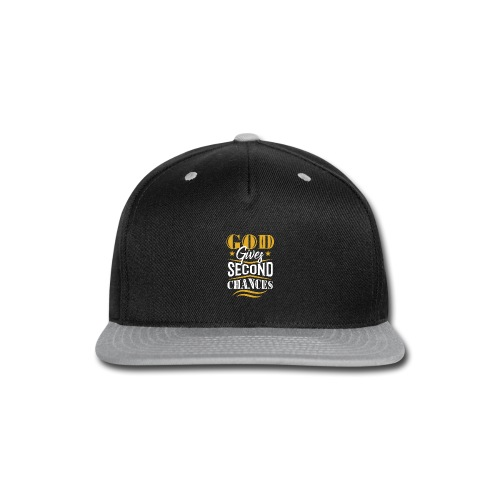 Second Chances - Snap-back Baseball Cap