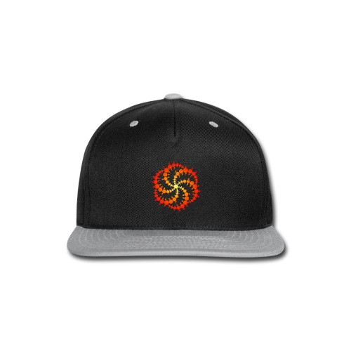 Crop circle - Snap-back Baseball Cap