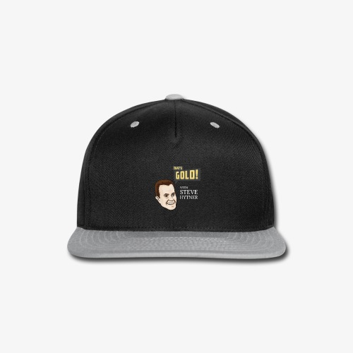 That's Gold! with Steve Hytner - Snap-back Baseball Cap
