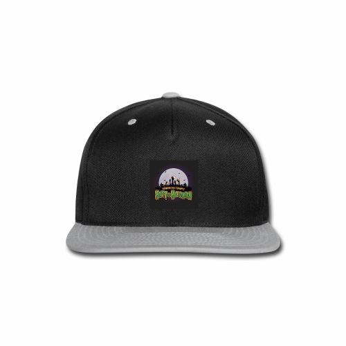 Hoppy Halloween - Snap-back Baseball Cap