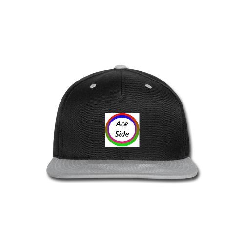 AceSide - Snap-back Baseball Cap