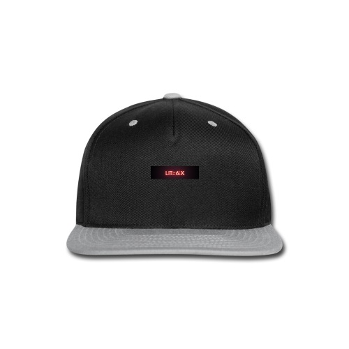 lit in the 6ix - Snap-back Baseball Cap