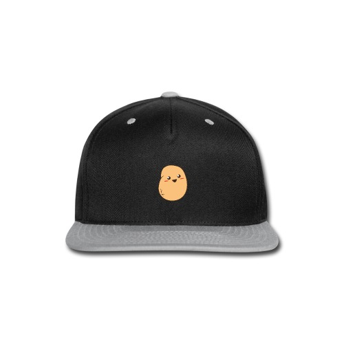 Potato - Snap-back Baseball Cap