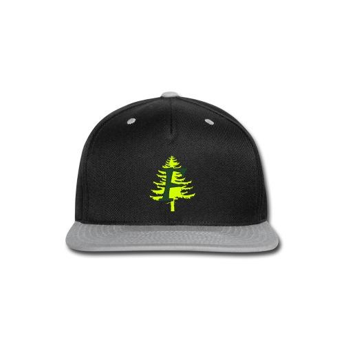Ffynnon simple logo - Snap-back Baseball Cap