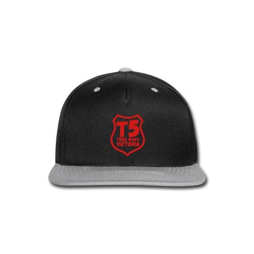 T5 tree worx shield - Snap-back Baseball Cap