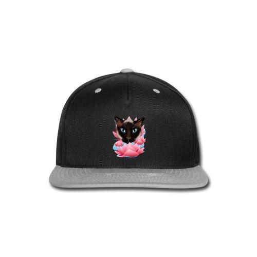 Cat from Land Of Lotus - Snap-back Baseball Cap