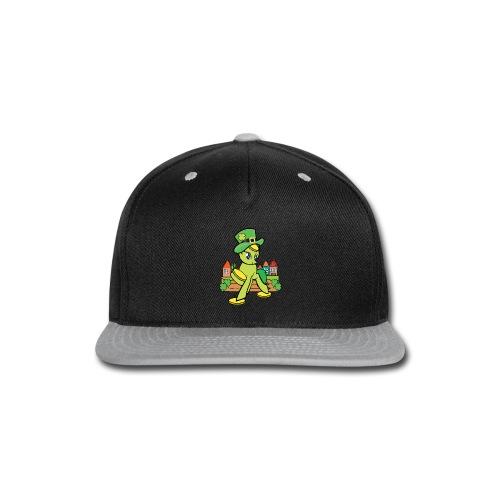 Irish Lucky Pony - Snap-back Baseball Cap