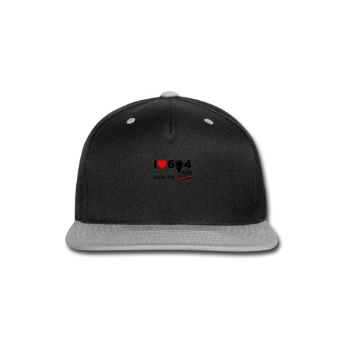 rain_or_shine - Snap-back Baseball Cap