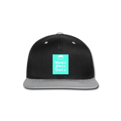 HeavyDirtySoulz Logo - Snap-back Baseball Cap